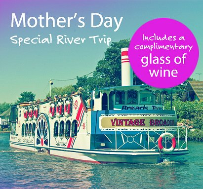 Mother's Day Special Boat Trip 2017