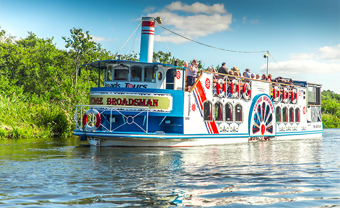 Day Boat Hire Amp Boat Trips Norfolk Broads Broads Tours