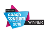 Coach Trip Award Winners 2018