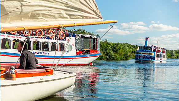 Broads River Trips Group Bookings