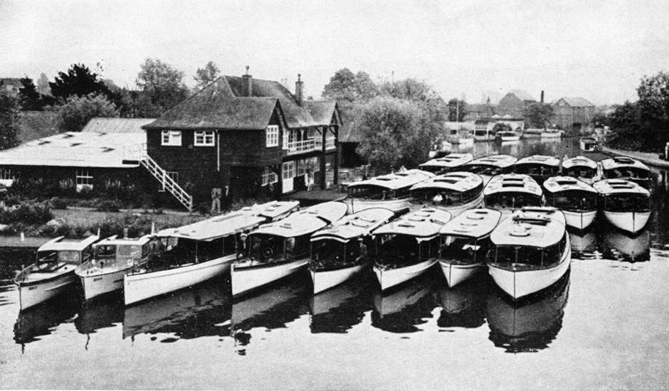 history of norfolk broads