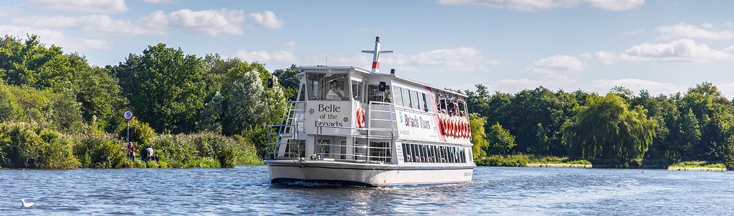 Norfolk Broads River Trips