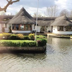 cottages on the broads