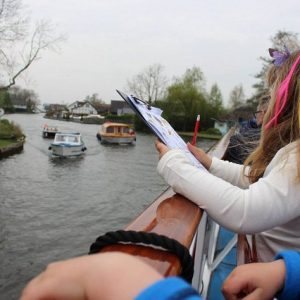 river trips on the norfolk broads
