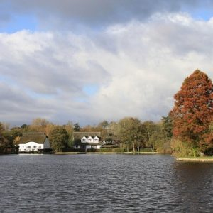autumn on the broads
