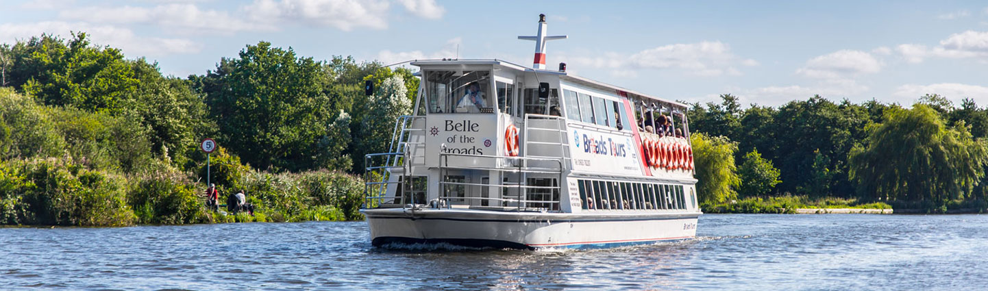 Belle of the Broads River Trips