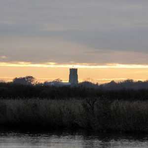 norfolk broads scenery