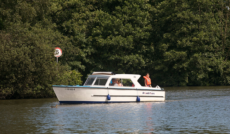 Day Boat Hire Norfolk Broads