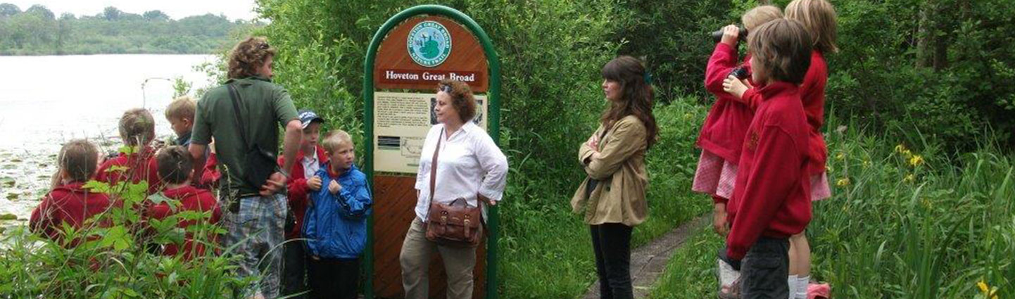 Broads Educational Discovery Trips