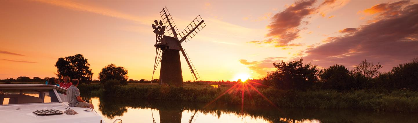 Green Tourism on the Broads