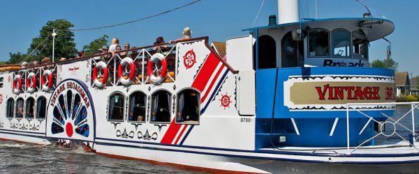 Vintage Broadsman Broads River Trips