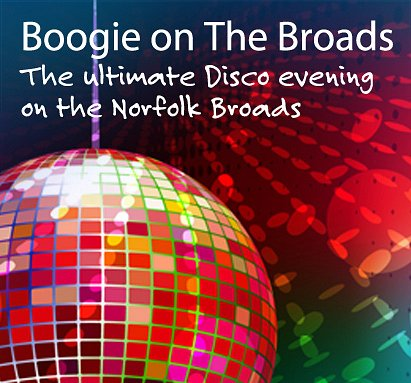 Disco on The Broads Event