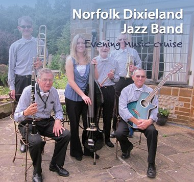 Dixieland Jazz Event on The Broads