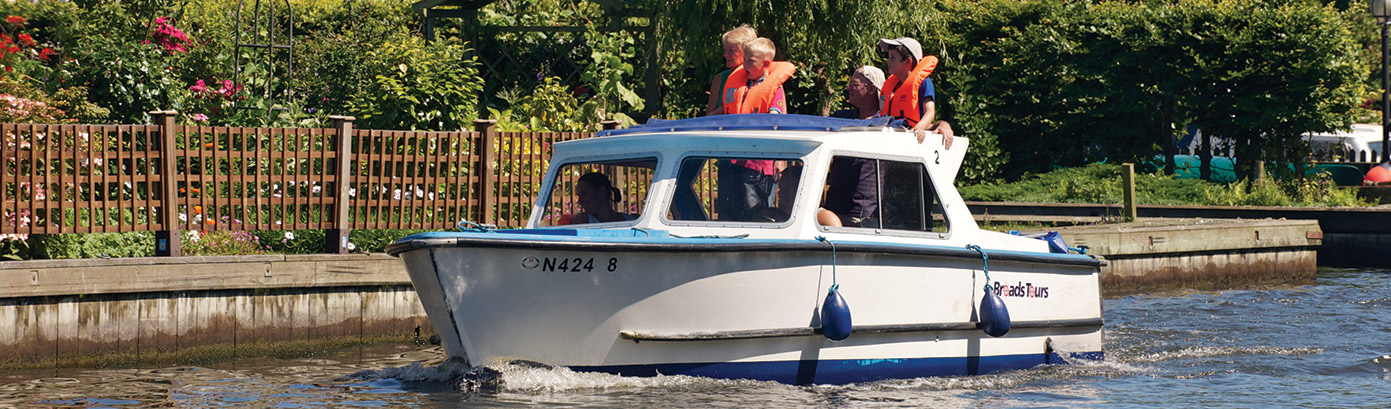 Safety on The Norfolk Broads