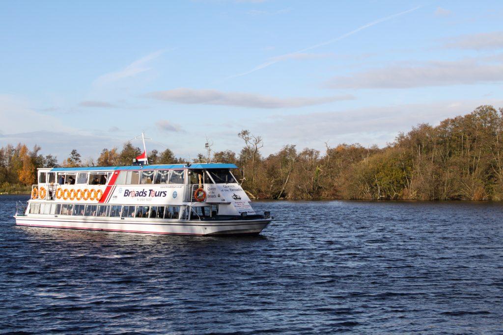 Boat Trip Wroxham