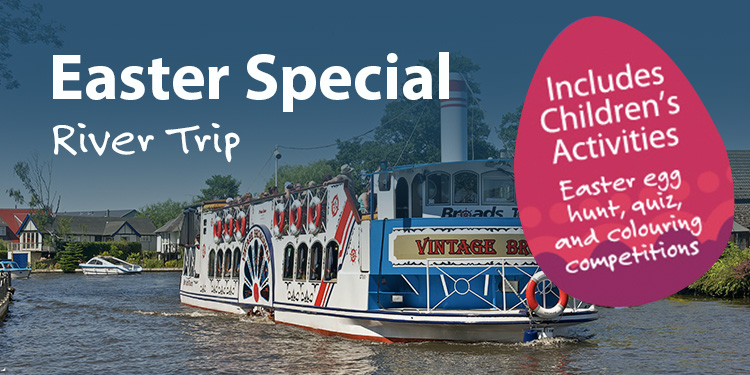 Easter Special Boat Trip