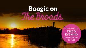 Boat Trip Event