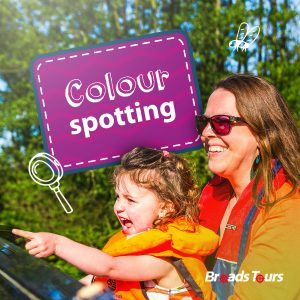colour-spotting on the norfolk broads